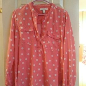 Forever 21 Tops - Forever 21 Button Up Blouse